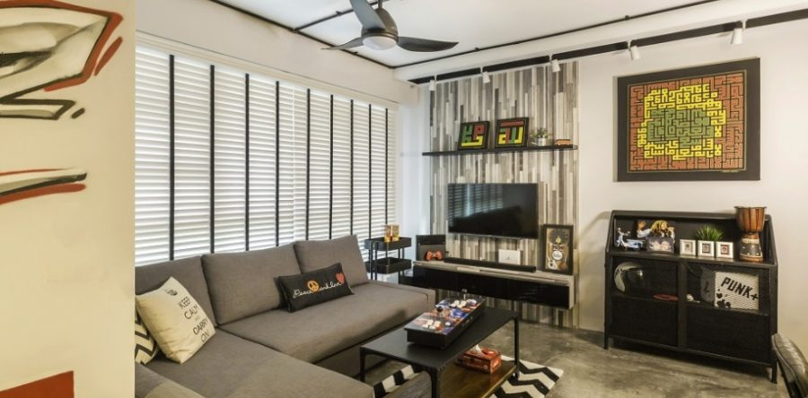 5 Sexy Grey Interior Designs That Would Take Your Breath Away