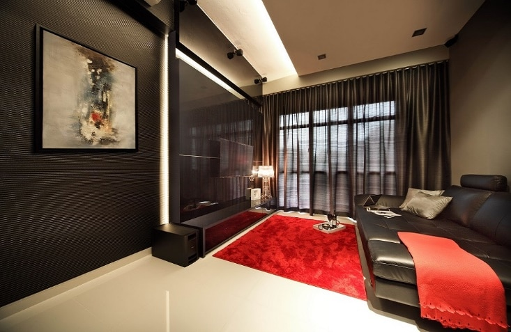 5 Ways To Use Black Color Schemes In Your Home Interior Designs