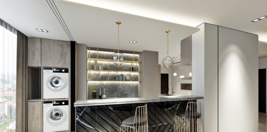 BETTER WAYS FOR METAL ACCENTS GLAM UP YOUR HOME DESIGN