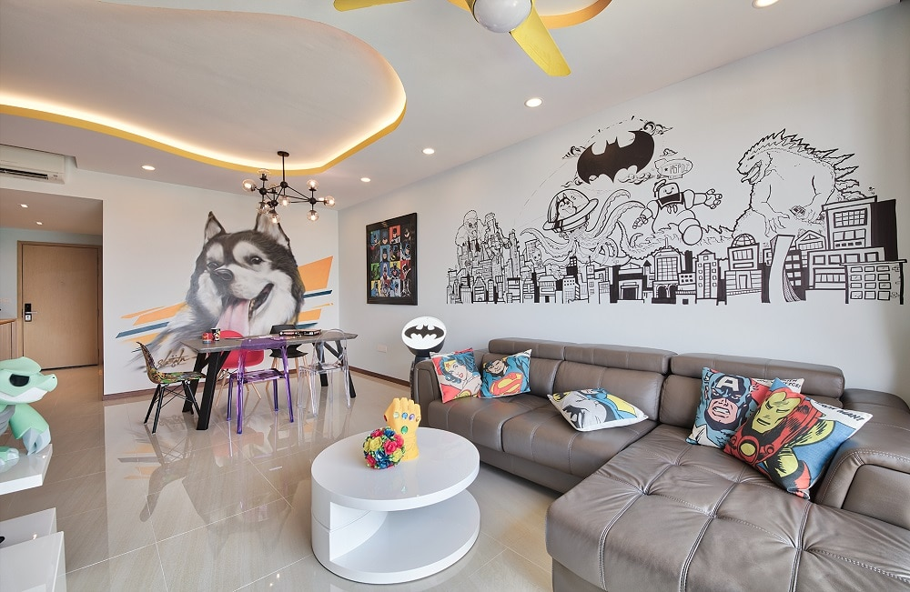 The Perfect Home Interior Design For Geeks, No Jokes (1