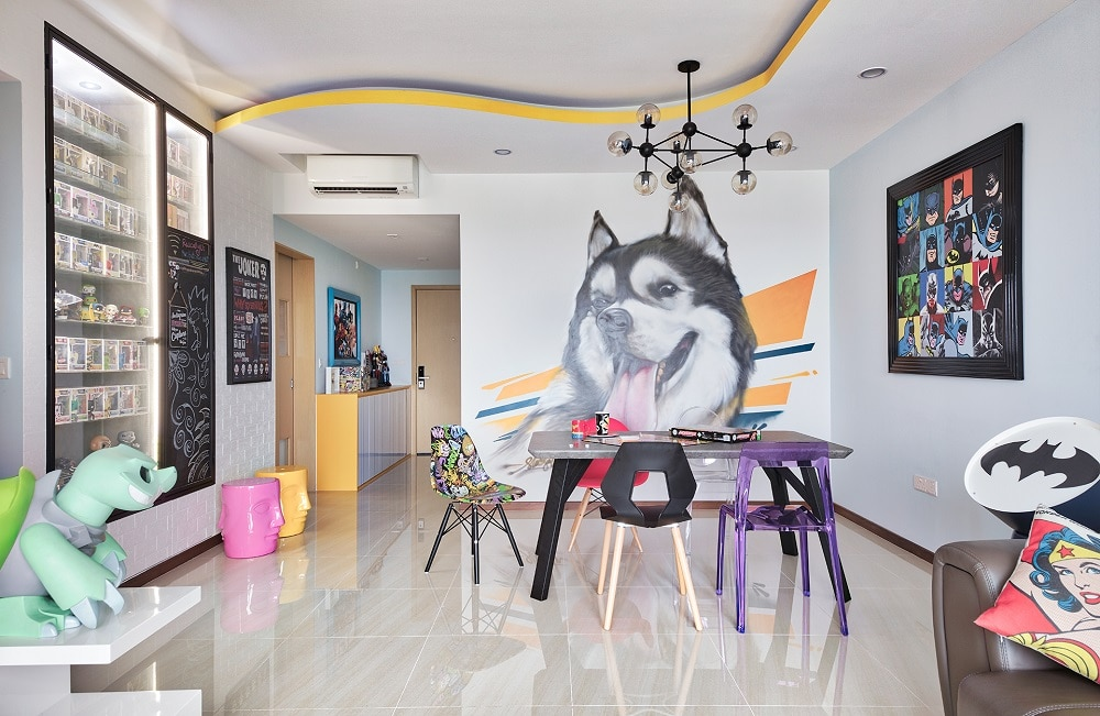 The Perfect Home Interior Design For Geeks, No Jokes (5
