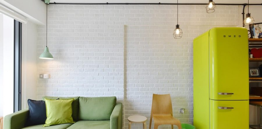 5 Industrial Style Wall Finishes That Are Here To Stay
