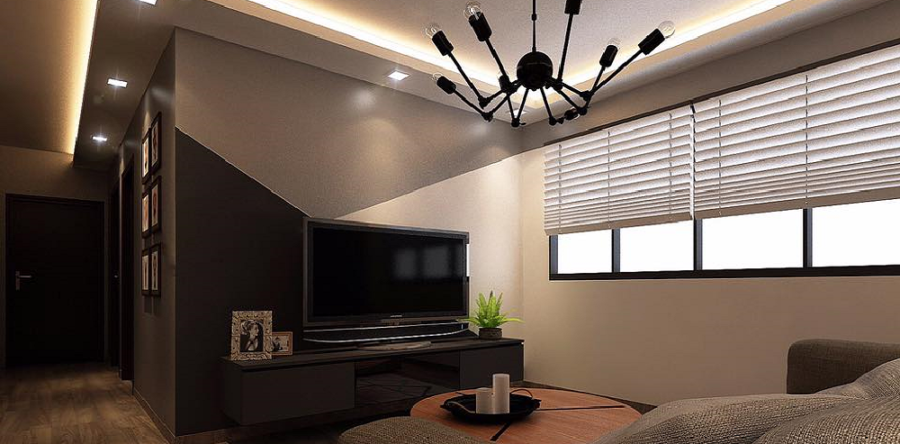 5 Dark Interior Designs That Make You Fall In Love Immediately