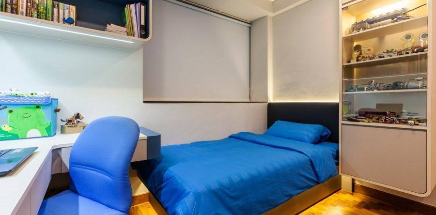 5 Wonderful Bedroom Designs That Beat Space Shortage
