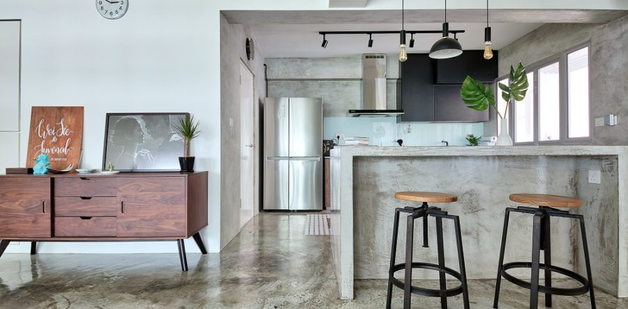 These Distressed Finishes Are The New Singaporean 'IT'