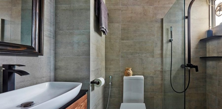 Use This Unique Bathroom Tile Combinations For The Best Visual Results