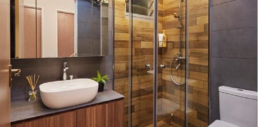 5 Bathroom Material Combinations That Add Luxurious Vibe To The Space