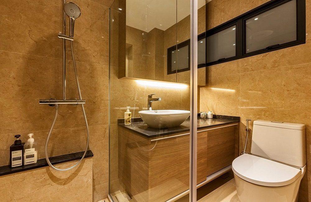 5 things every good bathroom interior needs