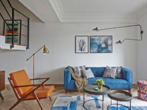 Your Guide To Dressing Your Homes In A Fun Retro Ambiance