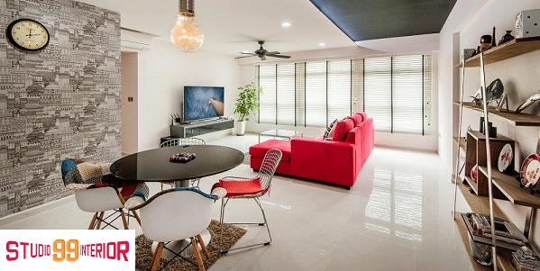 Studio 99 Interior