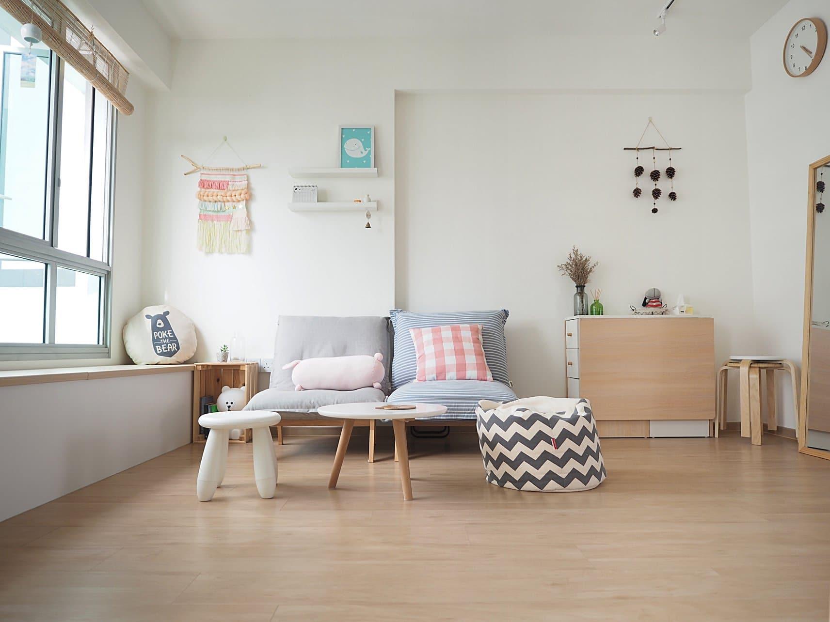 Minimalist Scandinavian 10 - 28+ Interior Design For Small Houses Pics
