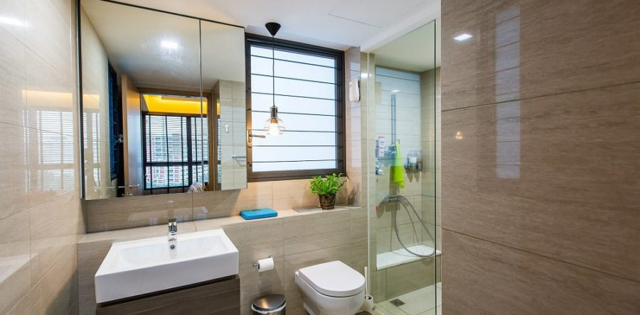 5 bathroom design hacks that'll make life a little easier