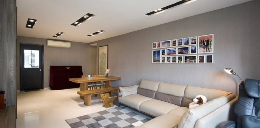 Here's how you can actually enlarge your spaces with bold designs