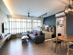 How to add continuity in your open floor plans