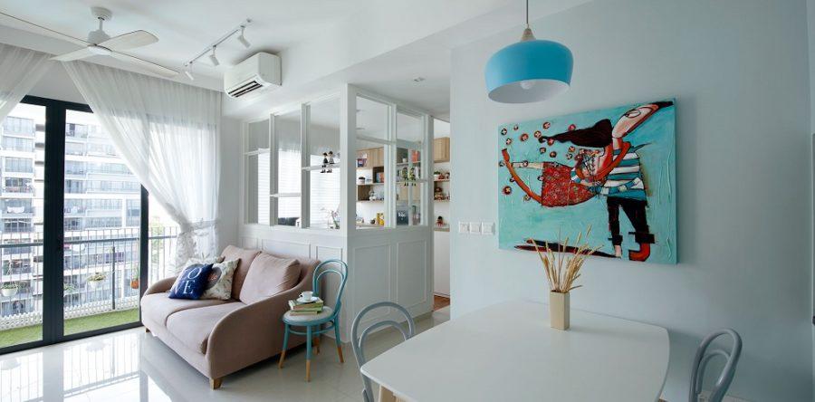 Design ideas for using natural light as a décor element