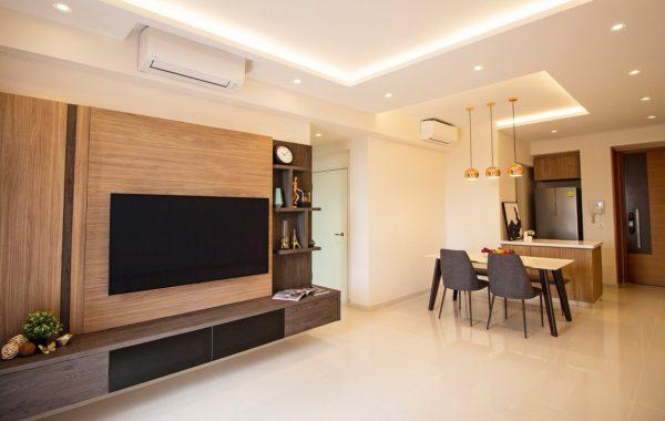 Modern Contemporary Wood