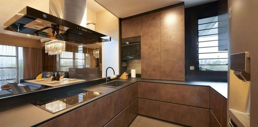 Pick your choice: benefits of different kitchen layouts