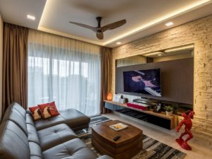 These living room trends are defining the Singapore interior landscape