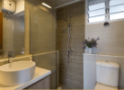 So you're remodeling your bathroom