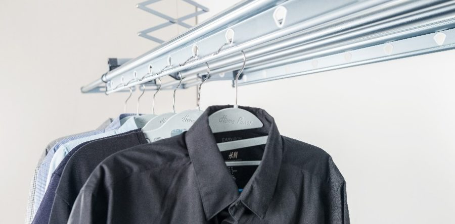 Steigen Automatic Laundry System Handles Your Laundry With Style
