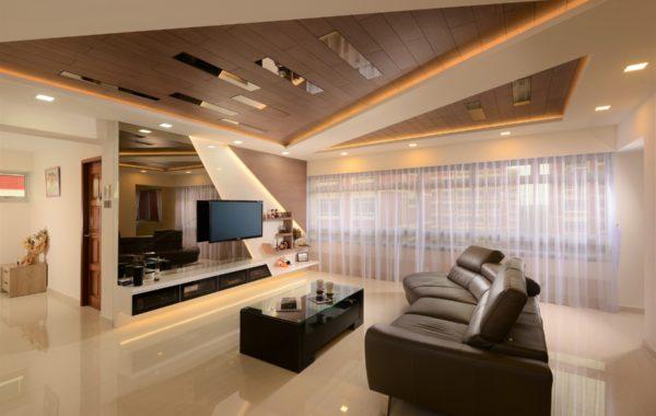 Geometrical and Luxurious