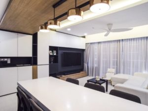 Here's How An Ideal Ratio Of Black Can Make Your Spaces Bolder