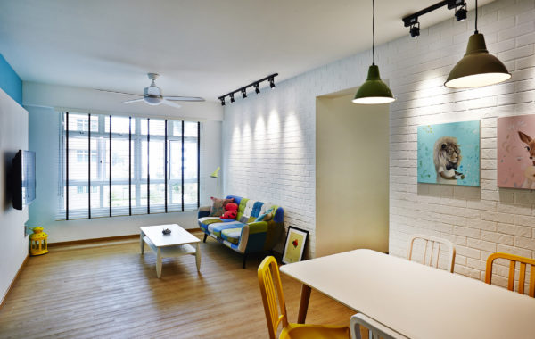 Pastel Colour Abode