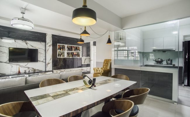 Ravishing Monochromatic Abode 10