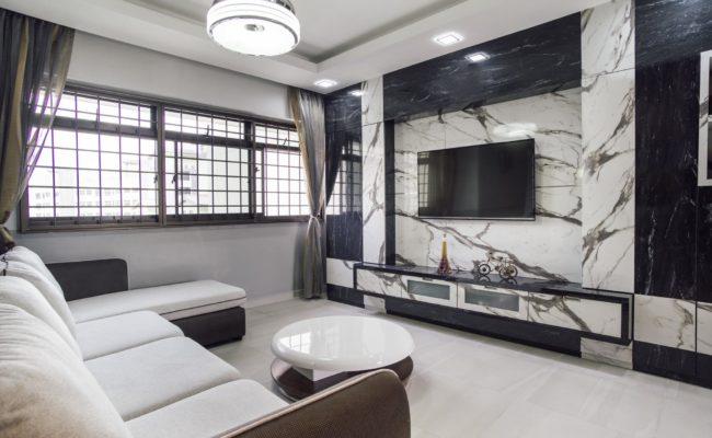 Ravishing Monochromatic Abode 11