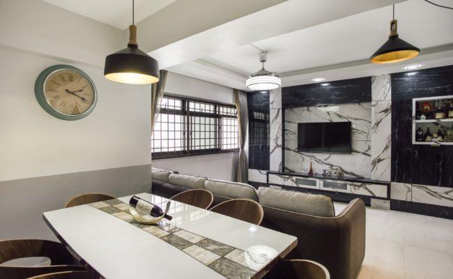 Ravishing Monochromatic Abode 12