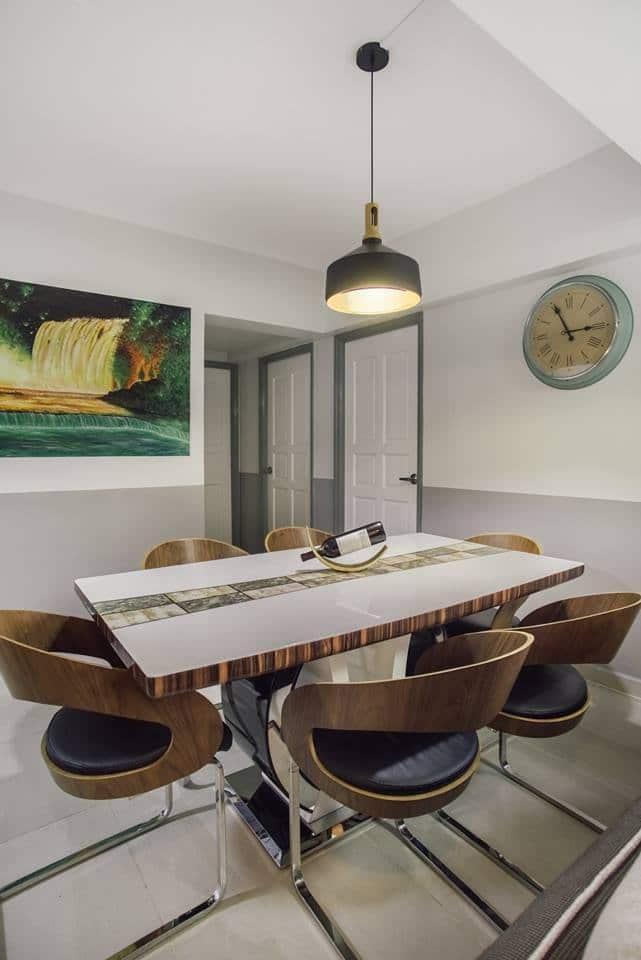 Ravishing Monochromatic Abode 13