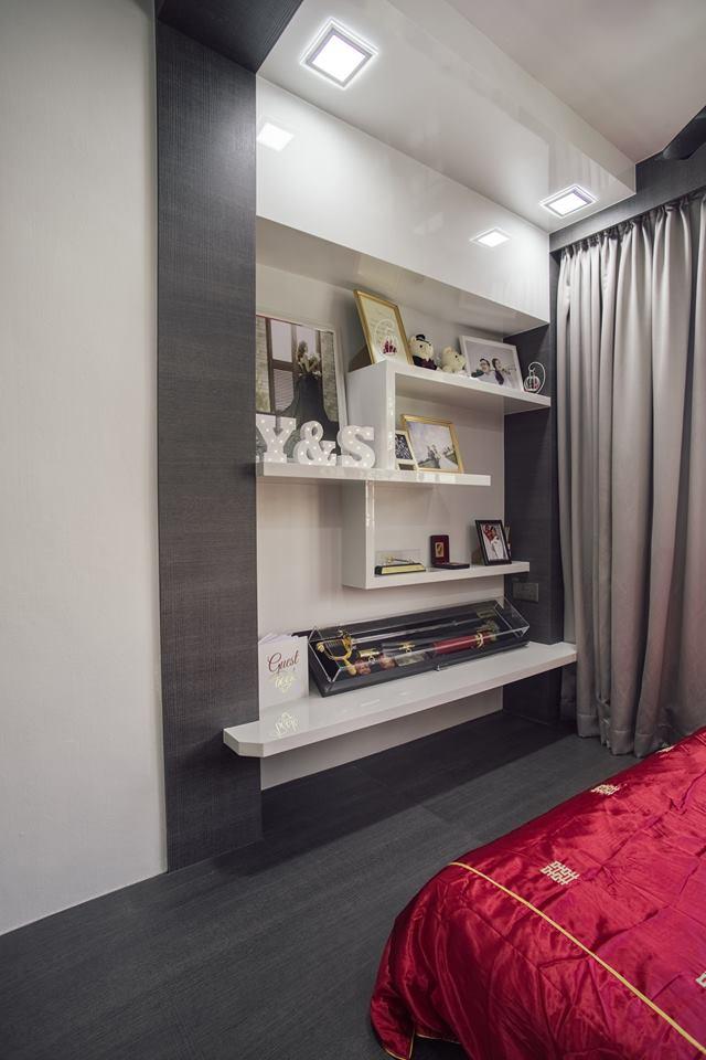 Ravishing Monochromatic Abode 7