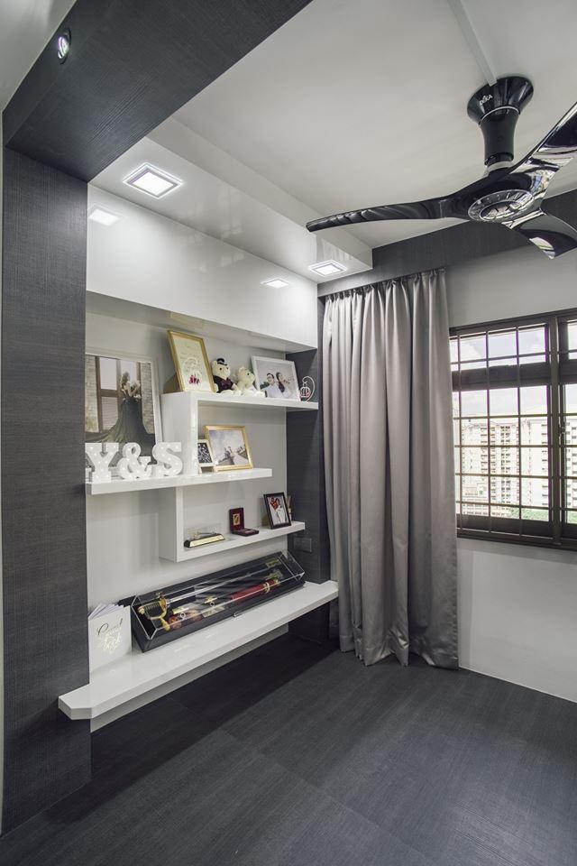 Ravishing Monochromatic Abode 9