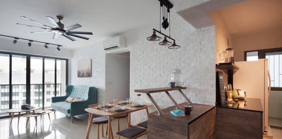 5 Ideas For Making The Most Of A Tiny Dining Area