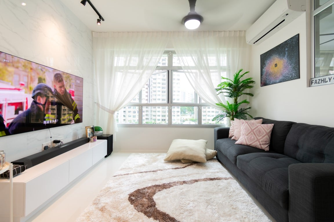 5 Living Room Design Tips For All The New Home Renovators
