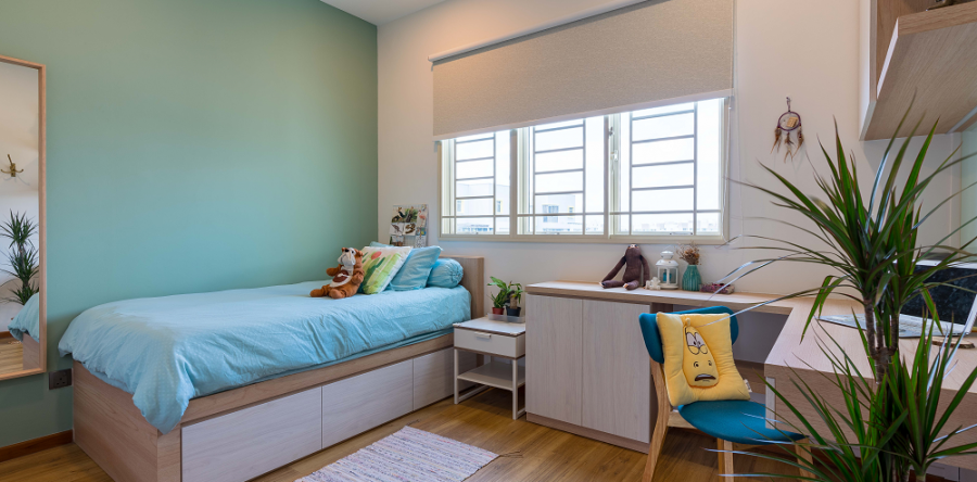 5 Spaces That Prove There's More To A Bedroom Than A Bed