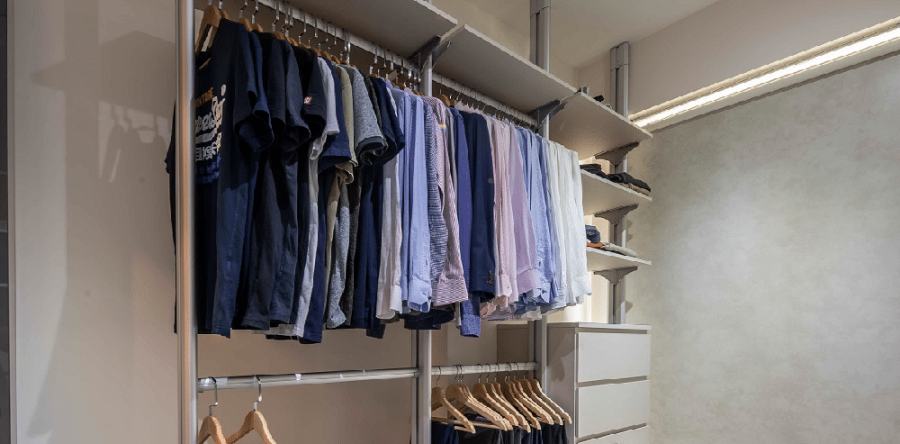 5 Steps To Getting That Dream Walk-In Closet