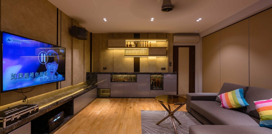 5 Times Wooden Accents Transformed A Modern Interior Design