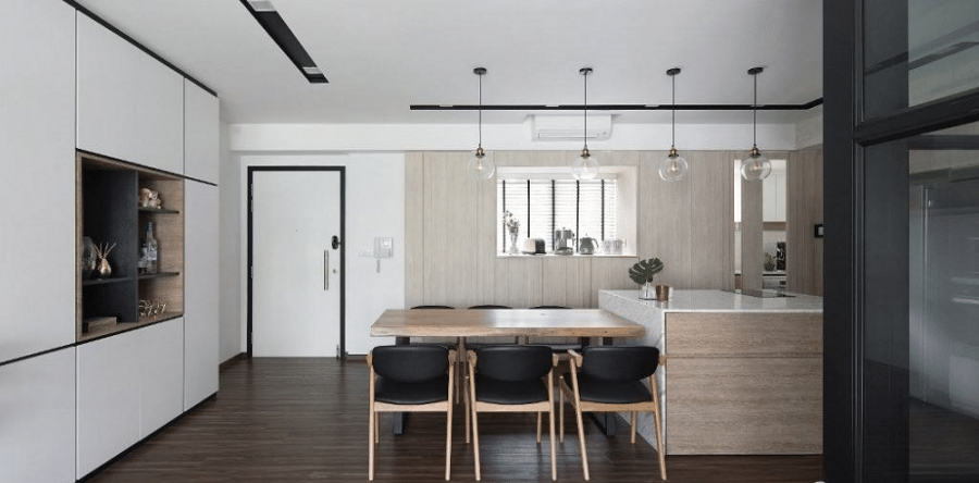 How Kitchens Are Interlinked With Dining Spaces