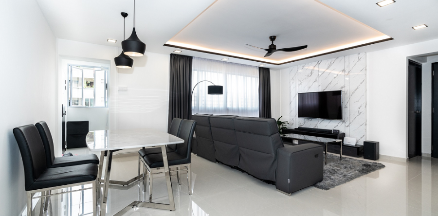 5 Achromatic Design Ideas For Those Who Love Black And White