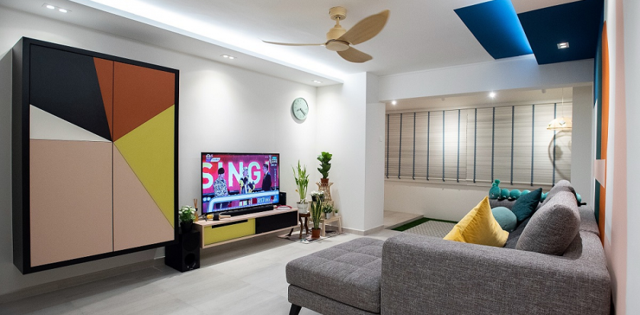 5 Innovative Ways To Emulate Colours In Your Home