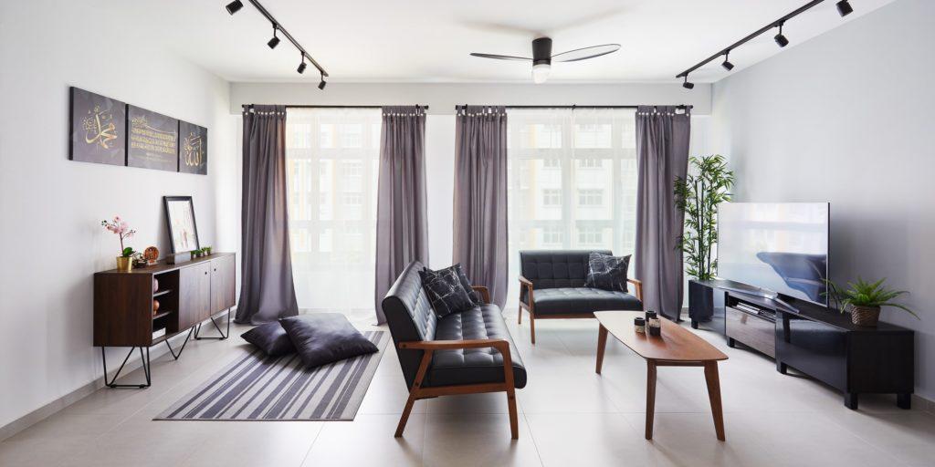 Clean & Minimalistic Interior Design - Comfortable and ...