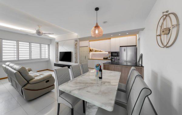 Modern Luxurious Home