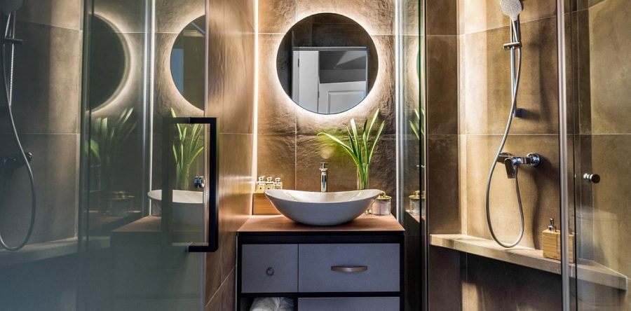 Trending In Bathroom Interior Design For 2019
