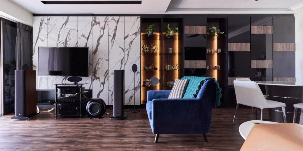 Chic and Alluring Interior Design