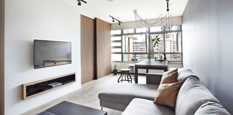 Minimalist Scandinavian Interior Design