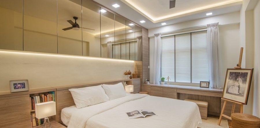 Urban Master Bedroom Design Inspirations 2019