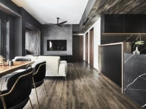 5 Home Design Inspirations For Those Who Love Distressed Wood And Concrete
