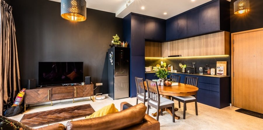 5 Paint Colours That Make A Small Space Feel Bigger