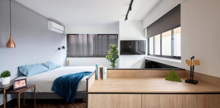 5 Tips To Design The Ultimate Studio Bedroom